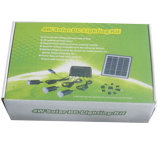 Solar Energy малая домашняя солнечная система набора СИД светлая