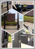 Dois elevador hidráulico do cilindro do borne dois auto/elevador do carro