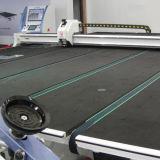 自動CNCのガラス打抜き機のガラス切断装置