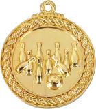 Assegnando a bronzo la medaglia corrente della corrispondenza