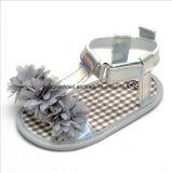 新しい花の赤ん坊靴