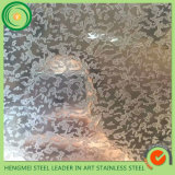 Folha de metal gravada do SUS 316 decorativa para o aço inoxidável