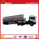El tanque de acero inoxidable del petróleo/del combustible del petrolero acoplado semi con el volumen opcional