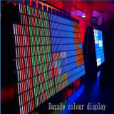Visualización de LED del color SMD/pantalla de interior Solo-Rosadas