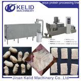 Automatisches Industrialsoya Fleisch, das Maschine herstellt