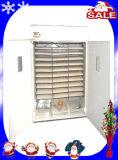 Uovo automatico pieno Hatcher 4224 (YZITE-22) della macchina dello stabilimento d'incubazione del pollame
