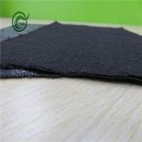 Pb2818 PP esquilado El apoyo a la alfombra marrón,