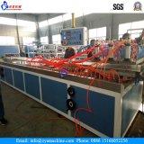 Konische Doppelschraubenzieher-Maschine Sjsz 65/132 für Belüftung-Vorstand/Panel/Profil-Produktion