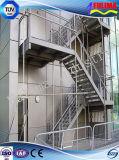 屋外の鋼鉄ステアケースかプラットホームまたは階段(FLM-SP-006)