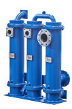 Refrigerador de aire rotatorio del compresor del tornillo