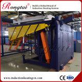 Машина электрической индукции утиля утюга 5 тонн плавя