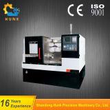 Tornio inclinato di CNC della base di Ck32L/piccolo CNC della macchina del tornio di CNC/macchina del tornio