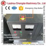 Máquina eléctrica del granulador de la pelotilla con la parada Emergency