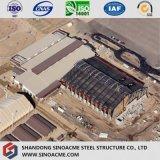 Gruppo di lavoro portale d'acciaio del blocco per grafici con la struttura pesante