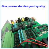 Controlador do motor do I/O com tela do LCD