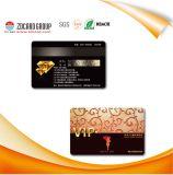 Suporte de cartão novo da luva do cartão do PVC do projeto da venda quente