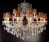 Beautful moderne Kerze-Kristallleuchter-Lampe (AM2128-18)