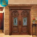 2015熱い販売の外部の木製のドア