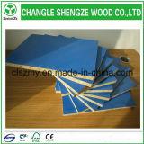 Tarjeta hecha frente azul/Flakeboard de la alta calidad 8-25m m Chipboad /Particle