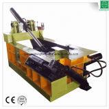 Chatarra de aluminio Chatarra Baler Máquina