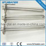 Elemento de aquecimento industrial da imersão