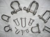 Stainless SteelのJIS Standard Commercial Type Shackle