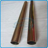 Roestvrij staal om Buizen voor het Handvat van de Deur van het Glas