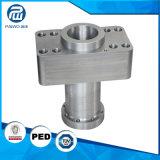 CNC die de Gesmede Hydraulische Delen van het Staal van de Precisie voor de Apparatuur van de Olie machinaal bewerken