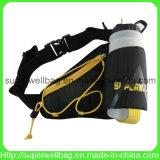 A cintura de viagem de ciclagem de funcionamento da correia Pocket do saco ostenta sacos