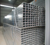 40X40mm, tuyau en acier galvanisé 50mmx50mm / tube en acier pré-galvanisé