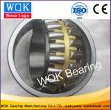 Industrieller Messingrahmen-kugelförmiges Rollenlager der Peilung-23224 Ca/W33 Wqk