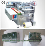 Embaladora de empaquetado/del té del celofán automático de la caja