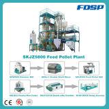 Linha de produção profissional da alimentação do projeto