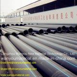 Tubo di plastica - tubo dell'HDPE utilizzato per il sistema a acqua