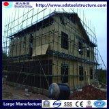 Helle Stahlrahmen-Aufbau-Häuser mit konkurrenzfähigem Preis