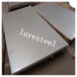 Superficie inoxidable del espejo de la placa de acero 316L
