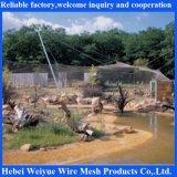Raccord de câble en acier inoxydable pour boîtier de zoo