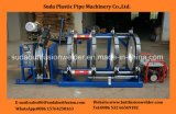 Machine de soudure par fusion de bout de polyéthylène de Sud450h