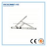 Het Populaire Poeder die van Roomeye het Witte Venster van het Aluminium van de Gordijnstof met een laag bedekken
