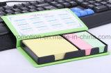 ビジネスギフト(PN240)のためのカレンダが付いているPUの革カバーメモ帳