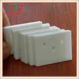 Lamiera sottile di ceramica d'isolamento eccellente dell'allumina di resistenza a temperatura elevata