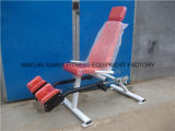 De hydraulische Machine van de Aanhaling van de Abductie van de Heup van de Machine van de Gymnastiek (XR8007)