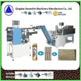 Trockene Nudel-automatische wiegende und Papier-Einwickelnmaschine