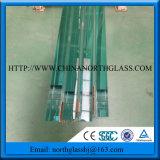 El Ce SGCC certificó el precio de cristal endurecido inferior claro de 8m m
