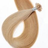 Pre-Обеспеченный облигациями выдвижение волос U-Наклоняет волос выдвижения волос прямые
