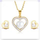 De Reeks van de Juwelen van de Manier van de Toebehoren van de Manier van de Juwelen van het roestvrij staal (JS0211)