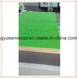 Standard Size 4*8 Melamine Laminated Plywood Board White Plywood Poplar Plywood