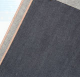 commercio all'ingrosso grezzo 11007 del tessuto del denim della cimosa dello Spandex 10oz