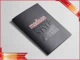 Рогулька Brouchure бумаги створки брошюры печатание изготовленный на заказ