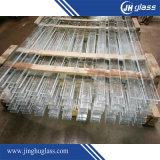vidrio ultra claro del edificio del flotador de 15m m